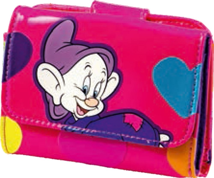 Picture of 7 DWARFS wallet 12,2x9 cm