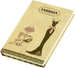 Picture of NATURE notebook A5 Fashion – 182 sheets, hardcover