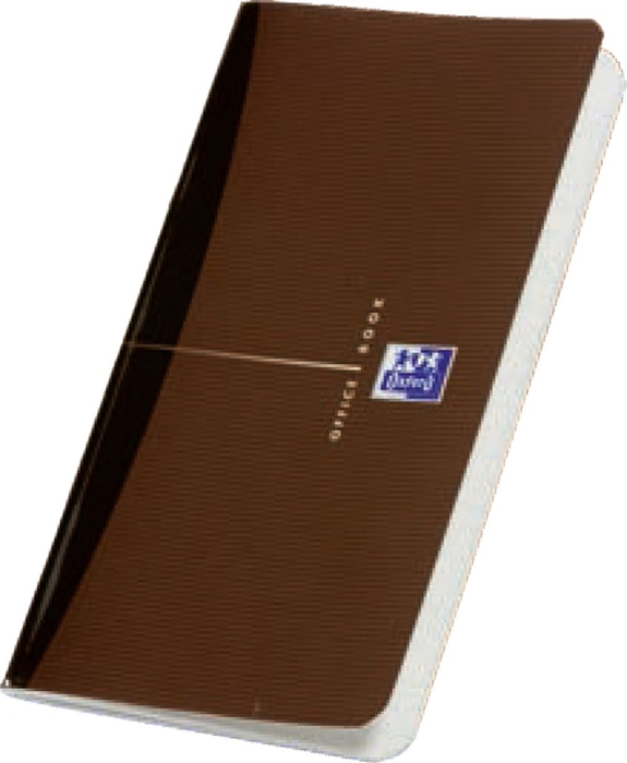 Picture of OXFORD OFFICE BOOK phone pad 14x8,8 cm