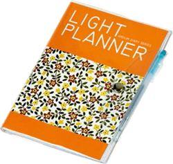 Slika od BLOK s olovkom Light planner – A7 crte