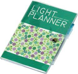 Slika od BLOK s olovkom Light planner – A6 crte
