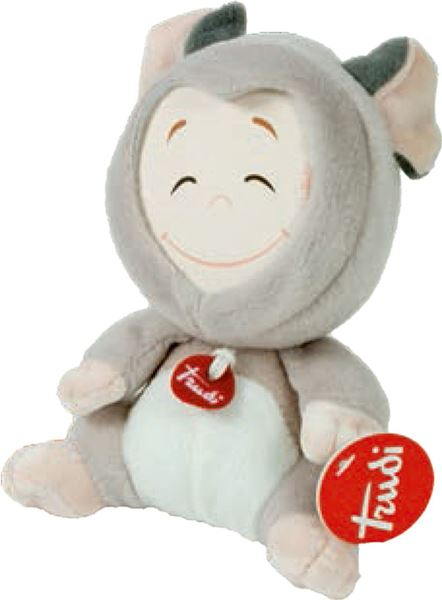 Picture of TRUDI plush toy MOUSE
