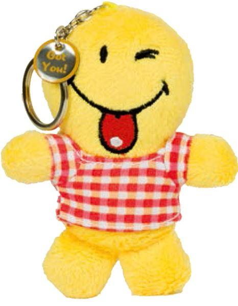 Picture of SMILE plišani privjesak za ključeve