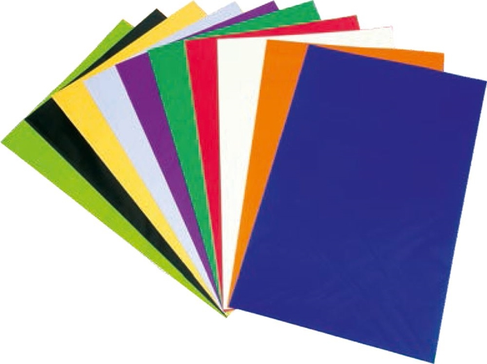 Picture of CELLOPHANE bags 10 colors 1/80, 34,3x20 cm