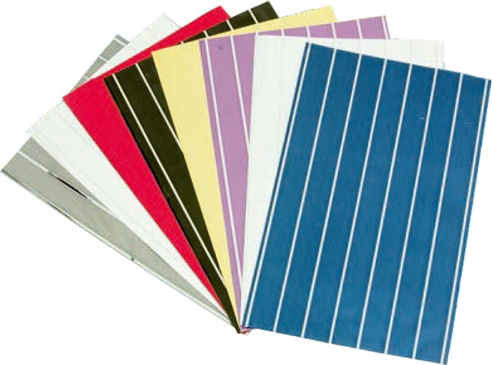 Picture of CELLOPHANE bags 10 colors 1/80, 24,1x14,9 cm
