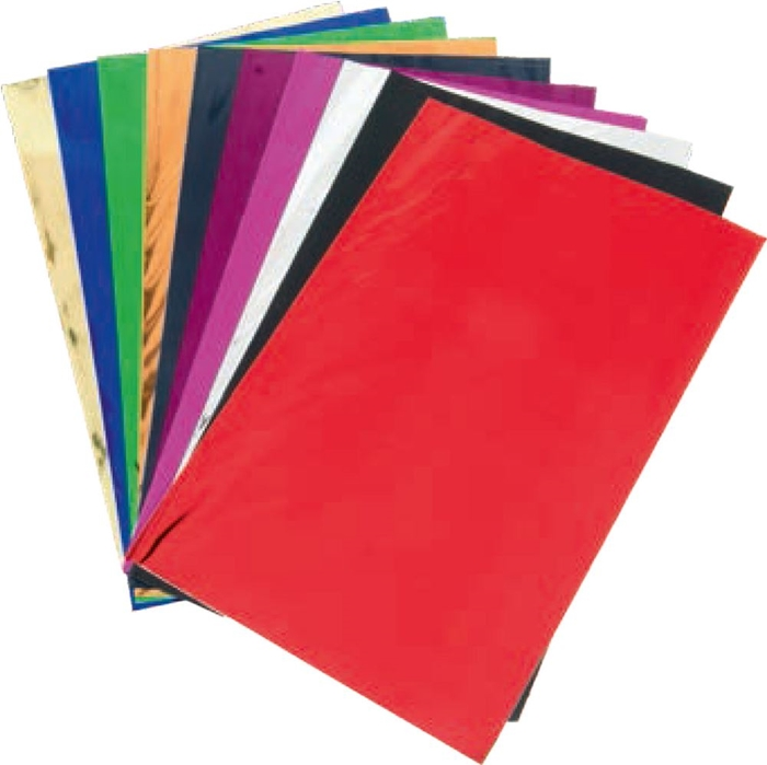 Picture of CELLOPHANE bags 10 colors 1/40, 50x35,5 cm