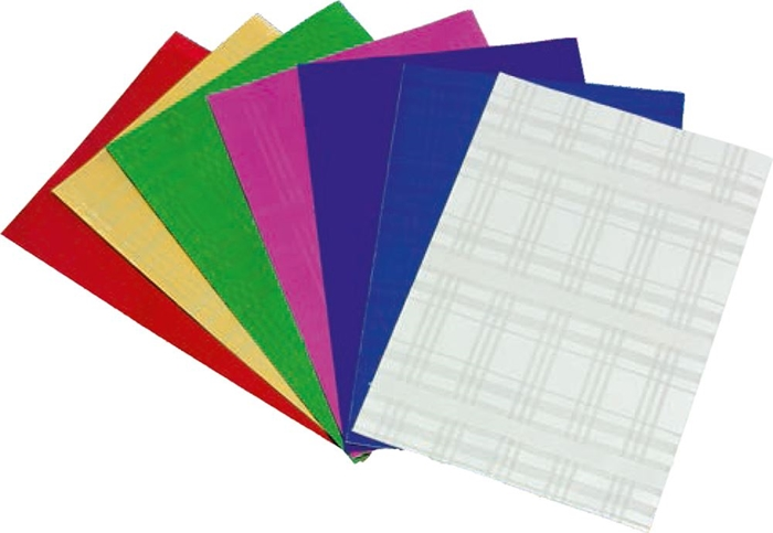 Picture of CELLOPHANE bags 7 colors 1/40, 24,2x16,2 cm