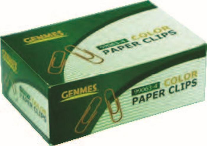 Slika od Metalne spajalice u boji 33mm