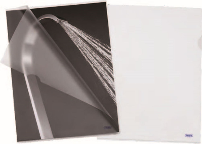 Picture of Punched pocket L - linear 1/50