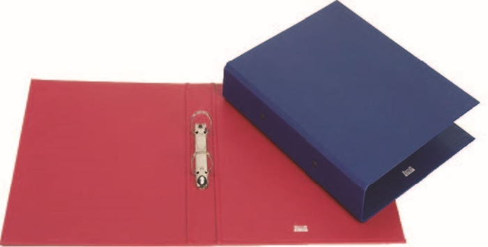 Picture of FOLDER 4 ring A5 – blue