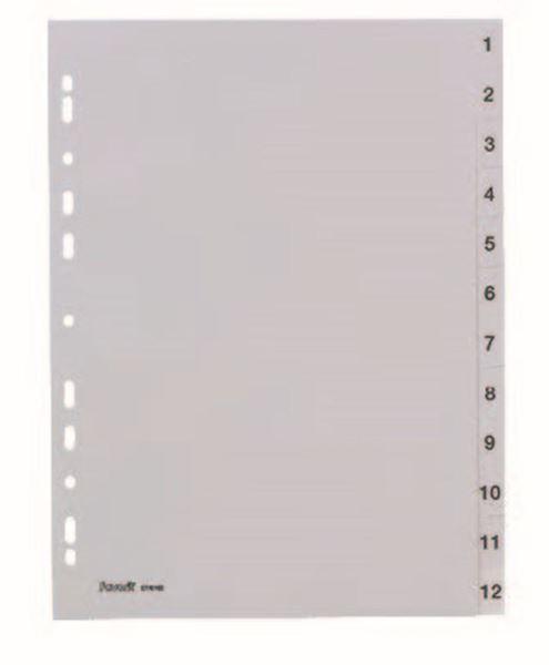 Picture of PVC brojčani razdjelnik 1-12