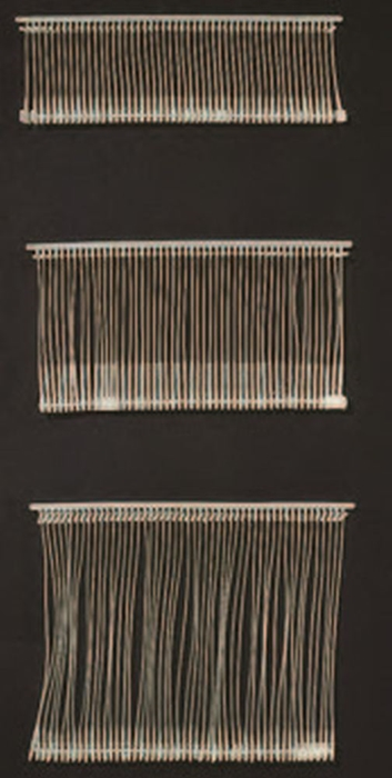 Picture of BARS for hanging the declaration 25 mm