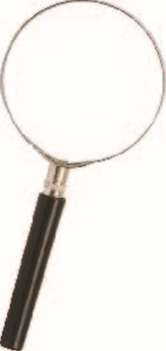 Picture of MAGNIFYING GLASS 75 mm professional