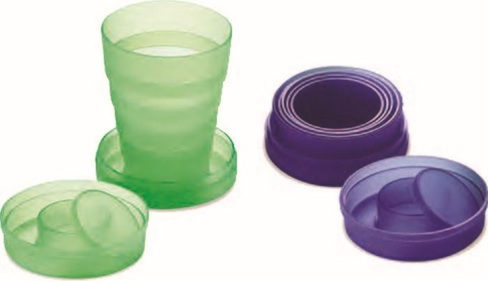 Slika od SKLOPIVA čaša Ciko – zelena