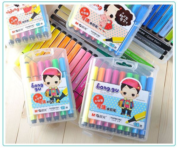 Picture of M&G Color Pen 1-12