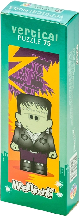 Picture of Frankenstein mini puzzle - 1/75