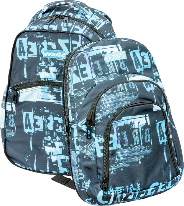 Picture of WHOOSH JUNIOR backpack 2in1