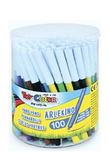 Picture of Arlekino flomaster - 1/100