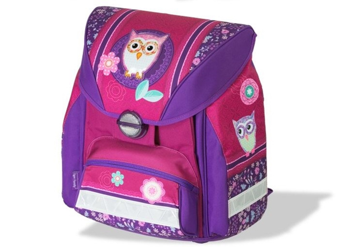 Picture of TIGER ULTRA school bag owl 35x23x37 cm