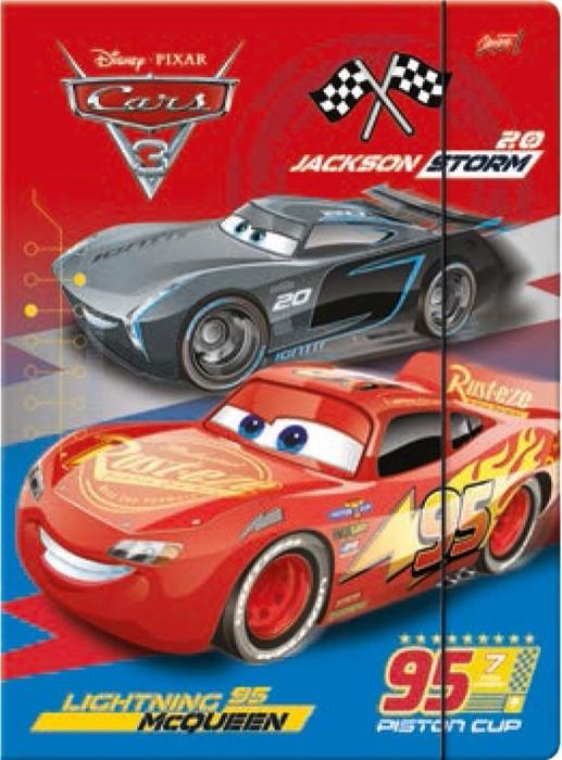 Slika od CARS 3 fascikl A4