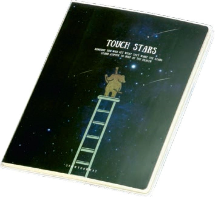 Slika od TOUCH STAR bilježnica B5