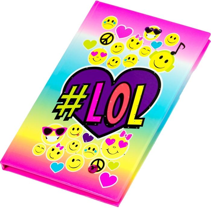 Slika od DNEVNIK svijetleći Lol-Smile-Bffs