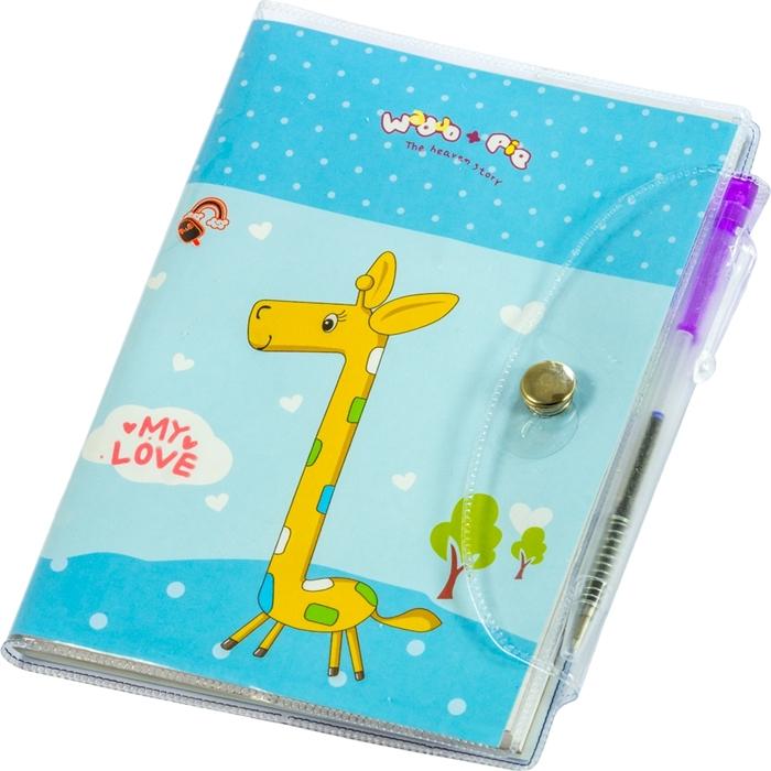 Slika od Giraffe blok s olovkom A7