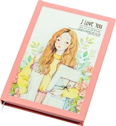 Picture of I love you dnevnik u poklon kutiji