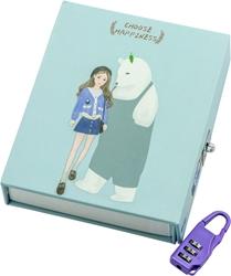 Picture of Happines dnevnik u poklon kutiji