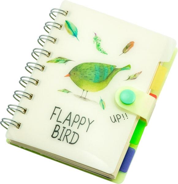 Picture of Birds spiralni blok