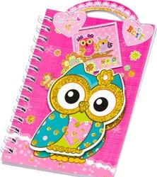 Slika od Spiralni blokić Owl