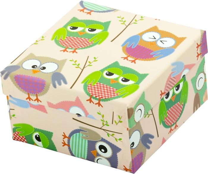 Slika od Poklon kutija Sova M