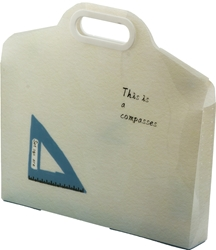 Picture of Compasses PVC torba