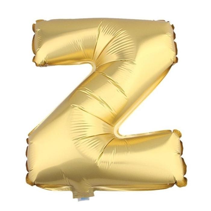 Slika od Folijski balon slovo Z