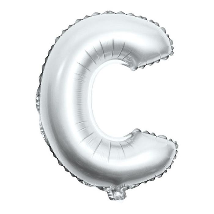 Slika od Folijski balon slovo C