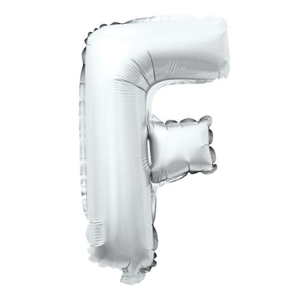 Picture of Folijski balon slovo F