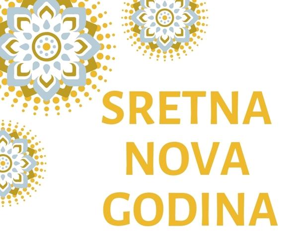 Picture of Natpis 'Sretna Nova Godina'' - Zlatni_102308_102308_102308_102308_102308_102308_