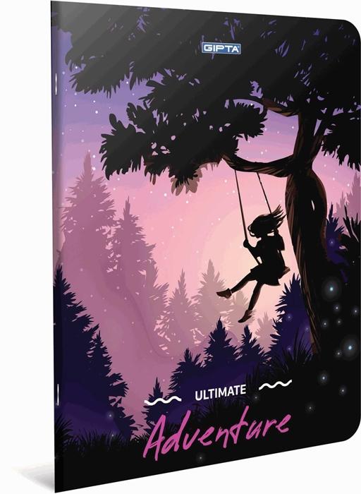 Slika od Bilježnica A4 Adventure kocke