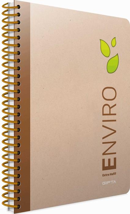 Picture of Spiralna bilježnica A4 Enviro crte