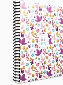 Picture of Spiralna bilježnica100 things kocke