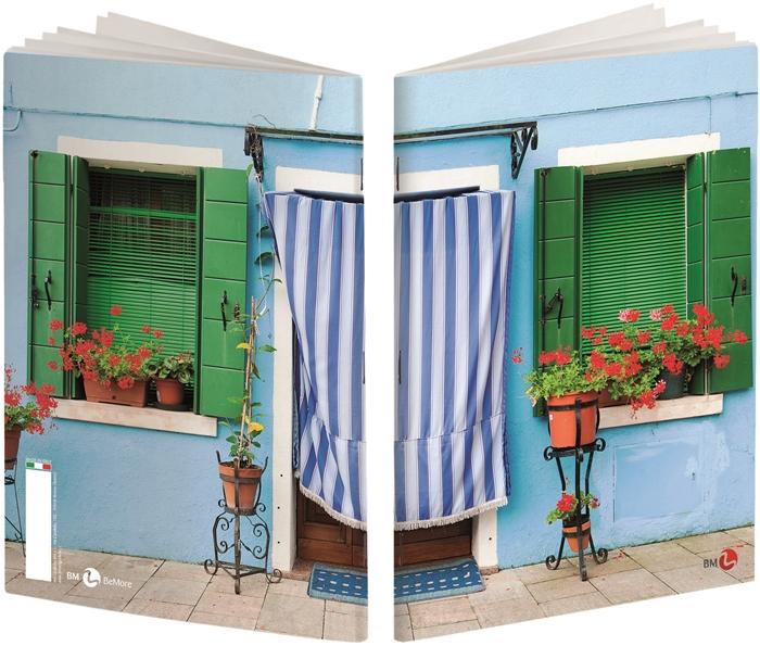 Picture of Bilježnica BEmore home - kocke