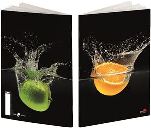 Slika od Bilježnica A4 BEmore aqua - kocke
