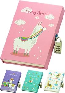 Picture of Alpaca dnevnik u poklon kutiji