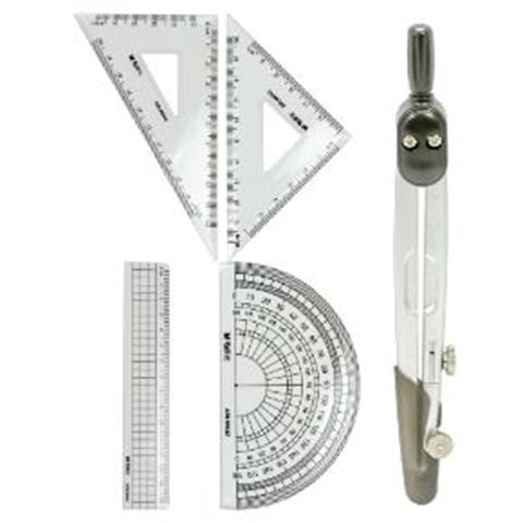 Slika za kategoriju Šestari i geometrijski setovi
