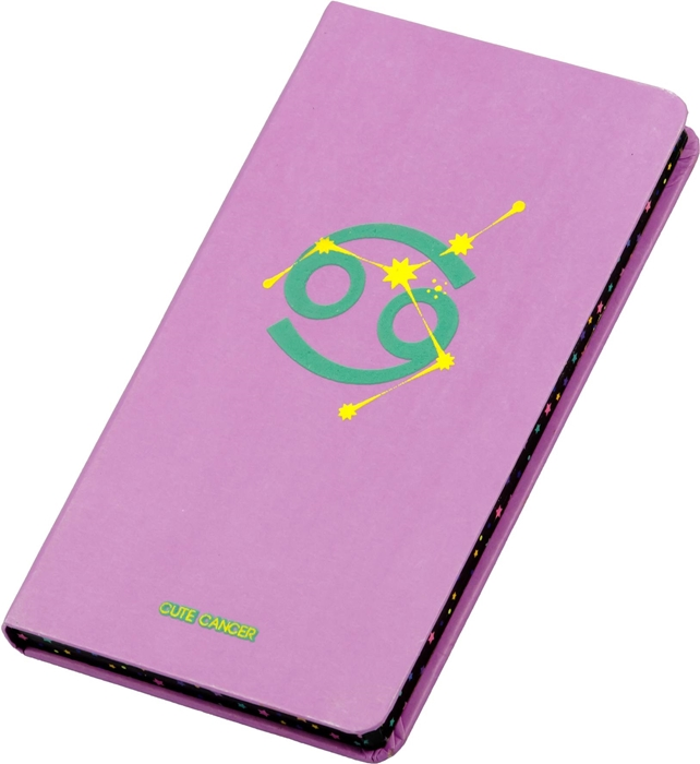 Picture of ORGANIZER zodiac signs – hardcover, 96 sheets