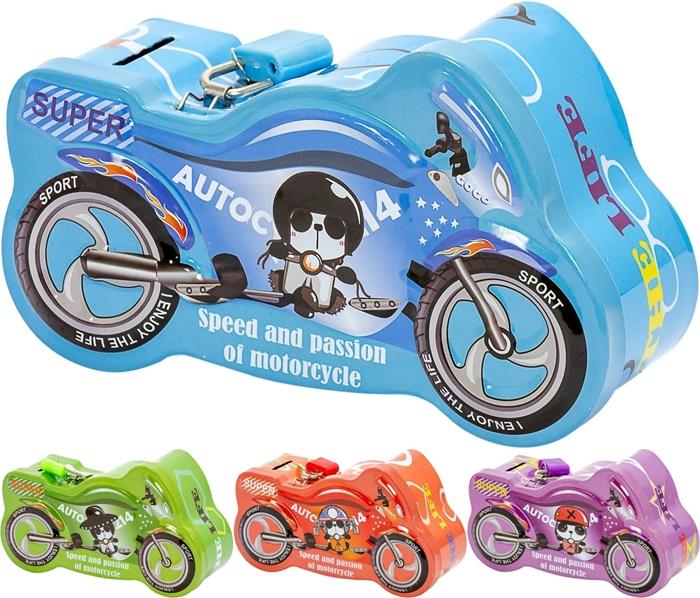 Slika od Metalna kasica Motorcycles