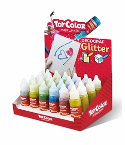 Picture of TOY COLOR vinyl glue 25 ml - stand 30 pcs