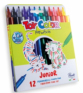 Picture of TOY COLOR JUNIOR superwashable Color Pen 1-12