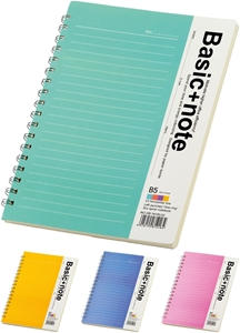Picture of SPIRAL notebook Basic B5 line