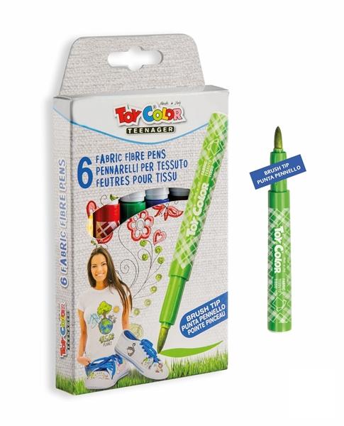 Picture of Jumbo flomaster za tekstil - 1/6